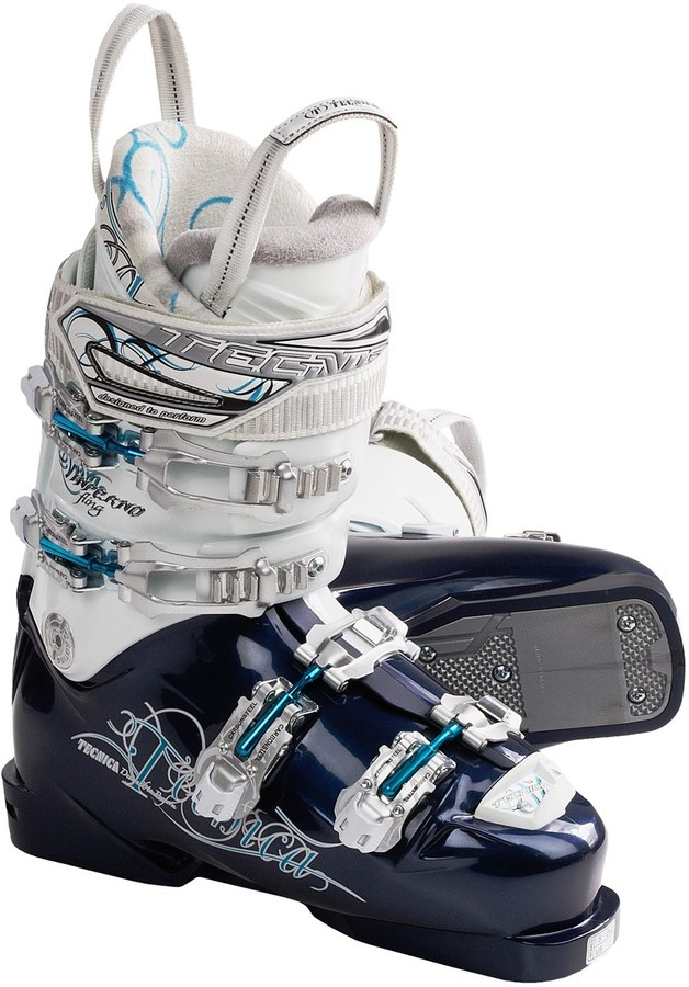 Tecnica 2011/2012 Viva Inferno Fling Ski Boots (For Women)