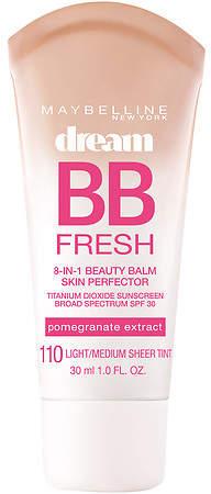 Maybelline Dream Fresh BB 8-in-1 Beauty Balm Skin Perfector SPF 30
