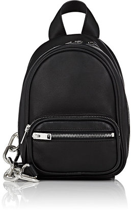 Alexander Wang Women's Attica Crossbody Mini-Backpack $495 thestylecure.com