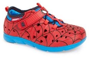 Infant Boy's Stride Rite 'Made2Play Phibian - Spiderman' Sneaker