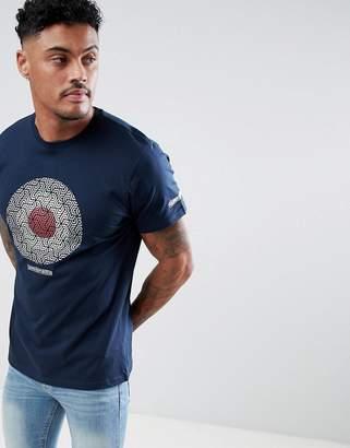 Lambretta Geo Target T-Shirt