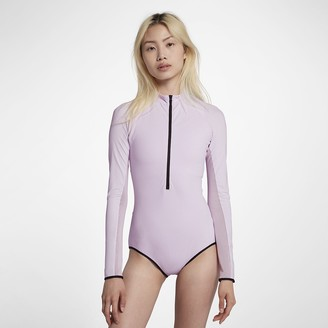 a9455f0295 Nike Women's Long-Sleeve Bodysuit City Ready