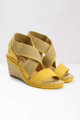 1b198c2ad28 Yellow Wedge Shoes - ShopStyle UK