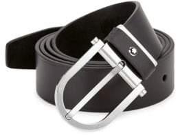 Montblanc Classic Leather Belt