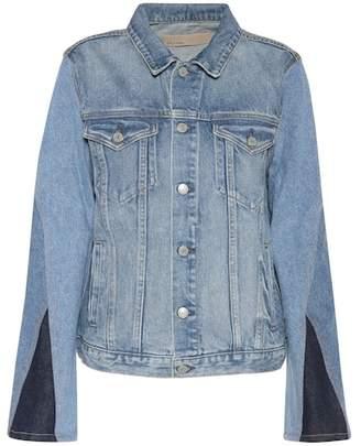 GRLFRND Bianca denim jacket