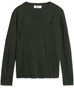 Bailey 44 Cinderella Distressed Wool-Blend Sweater