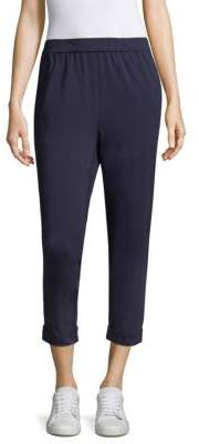 Eileen Fisher Slouchy Cropped Pants