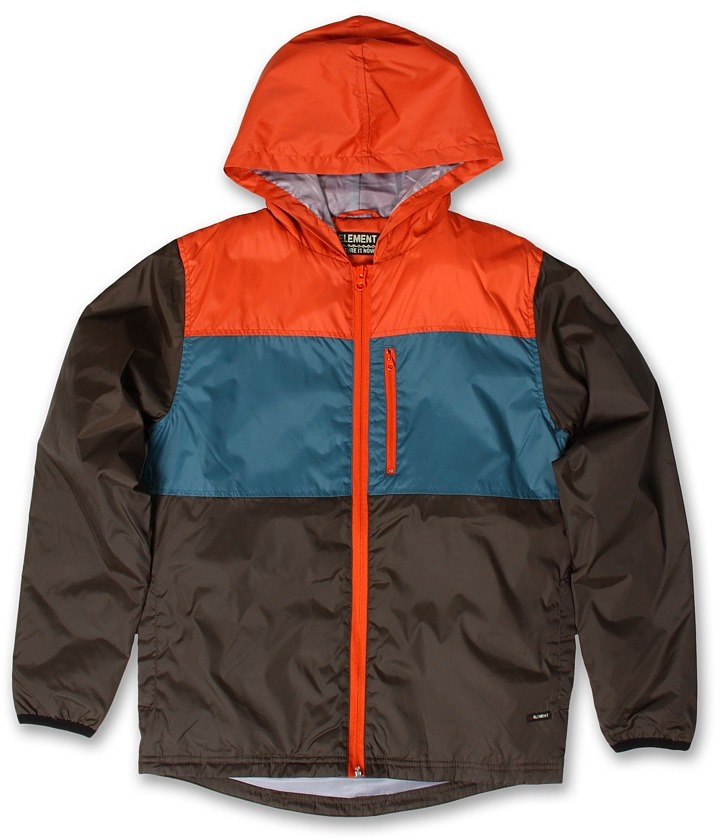 Element Kids - Trailblaze Jacket (Big Kids) (Copper) - Apparel