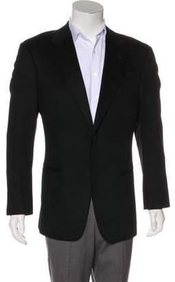 Armani Collezioni Cashmere Sport Coat black Cashmere Sport Coat