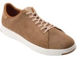 Cole Haan GrandPro Tennis Suede Sneakers