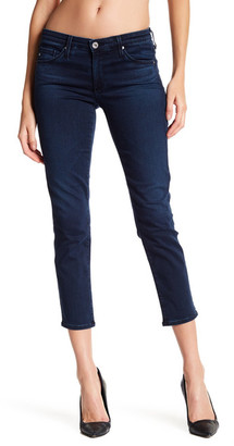 AG Stilt Crop Jean $188 thestylecure.com