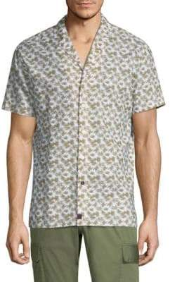Strellson Cougar Palm Button-Down