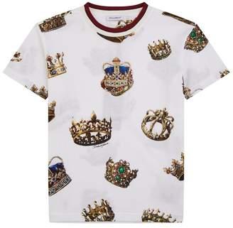 Dolce & Gabbana Crown T-Shirt