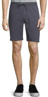 Michael Bastian Bicycle-Print Shorts