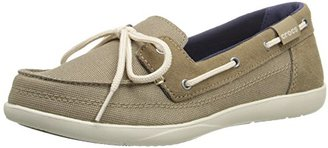 crocs Women's Walu W Boat Shoe $27 thestylecure.com