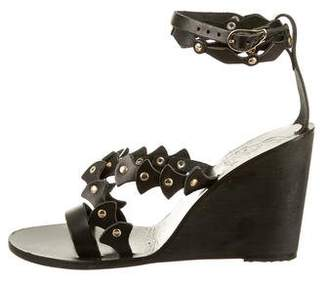 Ancient Greek Sandals Wedges w/ Tags