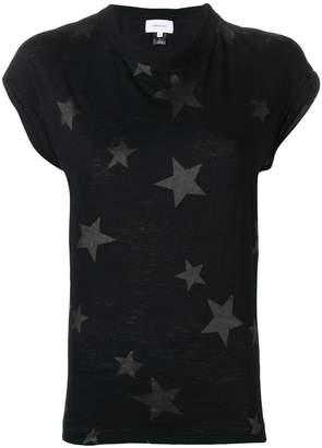Current/Elliott star print T-shirt