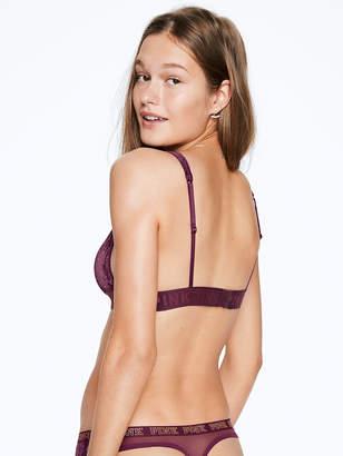 Victoria's Secret Victorias Secret New! Velvet Ribbed Plunge Bralette