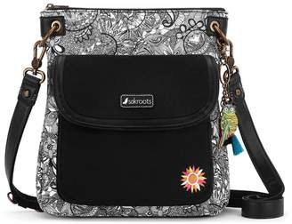 Sakroots Artist Circle Flap Crossbody