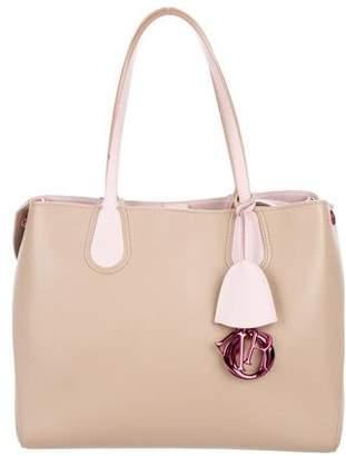 Christian Dior Leather Addict Tote
