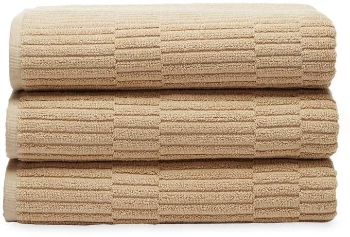 Buy Chortex of England Oxford Ribbed Towels (Set of 3)!