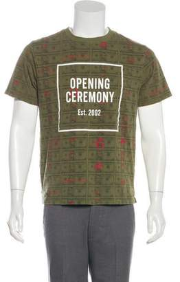 Opening Ceremony Logo Graphic T-Shirt