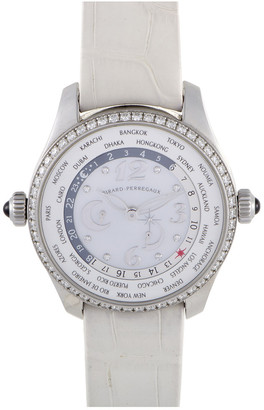 Girard Perregaux Heritage  Women's Bmw Oracle Racing Diamond Watch