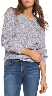 Women's Free People Electric City Pullover Sweater $98 thestylecure.com