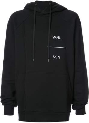 Public School Hikmet hoodie