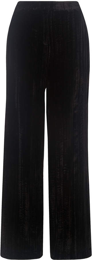 Crushed Velvet Trouser