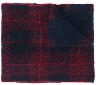 Y-3 Boboutic rectangular scarf