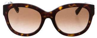MCM Embellished Tortoiseshell Sunglasses