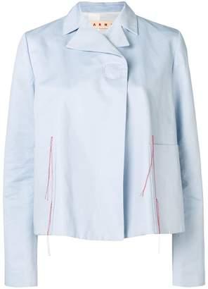 Marni concealed front jacket