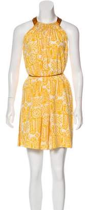 Maiyet Printed Silk Dress