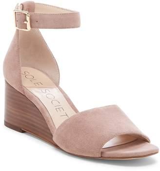 Sole Society Kenia Wedge Sandal