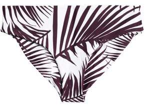Mikoh Cruz Bay Printed Low-Rise Bikini Briefs