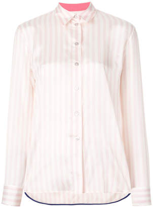Paul Smith striped long sleeve shirt