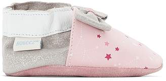 Robeez Ballet Leather Bootees