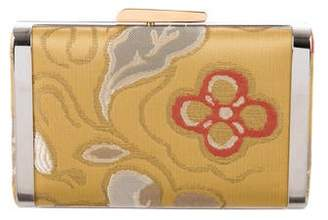 Hayward Floral Box Clutch w/ Tags