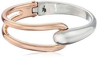 Kenneth Cole New York Hinged Bangle Bracelet