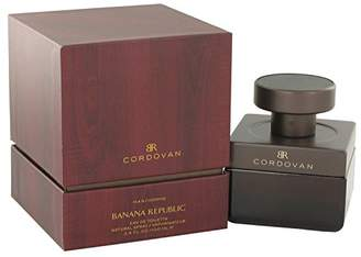 Banana Republic Cordovan by Eau De Toilette Spray 3.4 oz