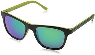 Police S1936 Hot 1 Wayfarer Sunglasses