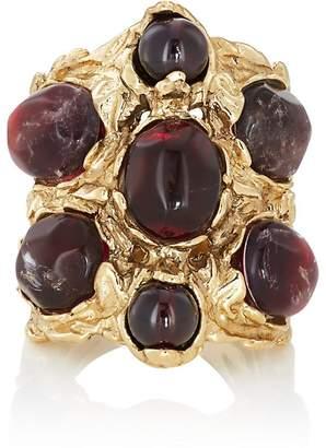Goossens Paris Women's Garnet Ring