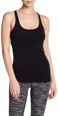 Shimera Solid Shelf Tank Top