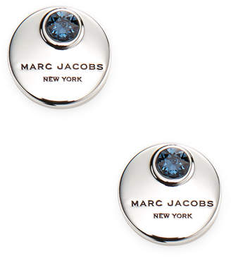 Marc by Marc Jacobs Jewelry Mj Coin Studs