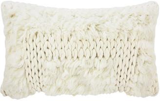 Bloomingville - Terrain Cushion - 55x30cm - Natural