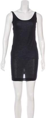 Tomas Maier Tank Mini Dress