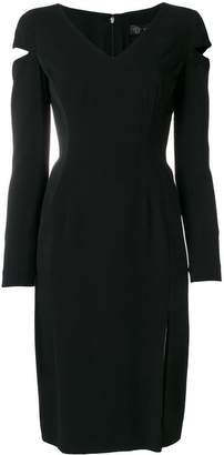 Versace Sleeve Split dress