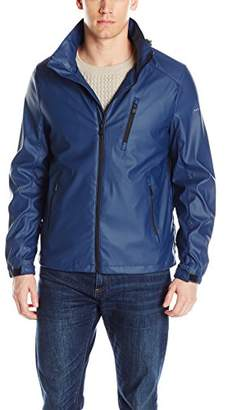 Perry Ellis Men's Rain Jacket