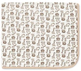 Little Me Soft Safari Blanket